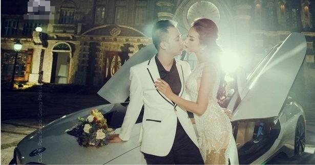 Hot girl tuyệt tình cốc Nga Tây xinh đẹp dù đang mang bầu sánh bước bên chồng trong ngày cưới-6