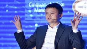 4000 thanh niên, doanh nhân đối thoại với tỷ phú Jack Ma