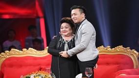 Nghệ sĩ Ngọc Giàu và Trấn Thành từng không nhìn mặt vì bị lừa tiền