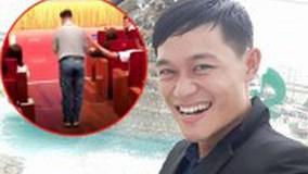 """""""Fan cuồng"""" vái lạy Jack Ma mang tỏi Lý Sơn, tinh bột nghệ tặng thần tượng"""