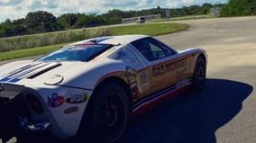 Sửng sốt trước tốc độ kinh hoàng 470 km/giờ của siêu xe Ford GT