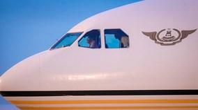 Quốc vương Brunei lái chuyên cơ tới Đà Nẵng dự APEC