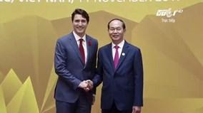 Thủ tướng Canada lịch lãm tới dự hội nghị quan trọng nhất APEC