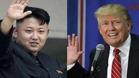 Tổng thống Trump: Tình bạn với Kim Jong-un 'kỳ lạ nhưng có thể xảy ra'