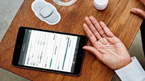 Khám phát viên thuốc kỹ thuật số đầu tiên được cấp phép trên Thế giới