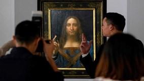 Mục sở thị bức họa giá hơn 10.000 tỷ, đắt nhất mọi thời đại của Da Vinci