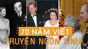 Hành trình 70 năm 'viết truyện ngôn tình' của vợ chồng Nữ hoàng Anh