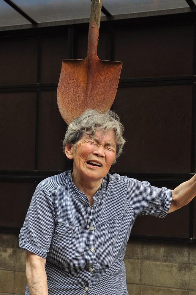 Cụ bà 89 tuổi người Nhật khiến cả thế giới phát sốt với bộ sưu tập ảnh tự chụp cực kỳ hài hước - Ảnh 4.