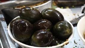Nguy hại trứng bắc thảo nhiễm độc từ Trung Quốc