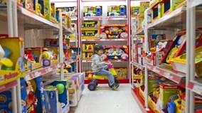 Những đồ chơi trẻ em nguy hiểm nhất thế giới năm 2017