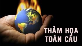 Những thảm họa không tưởng khi trái đất nóng thêm 2 độ