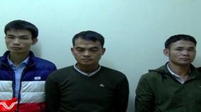 Phá ổ nhóm trộm cắp chuyên nghiệp trên xe buýt ở Hà Nội