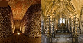 Khám phá những nghĩa trang, hầm mộ tập thể đáng sợ nhất lịch sử nhân loại