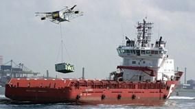 Nga chế tạo thành công siêu drone có thể chở 50kg hàng bay liên tục 8 tiếng