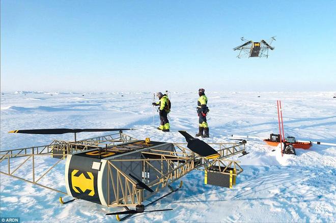 Nga chế tạo thành công siêu drone có thể chở 50kg hàng bay liên tục 8 tiếng - Ảnh 7.
