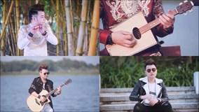 9X Hà thành cover hit 'Despacito' bằng 4 loại nhạc cụ