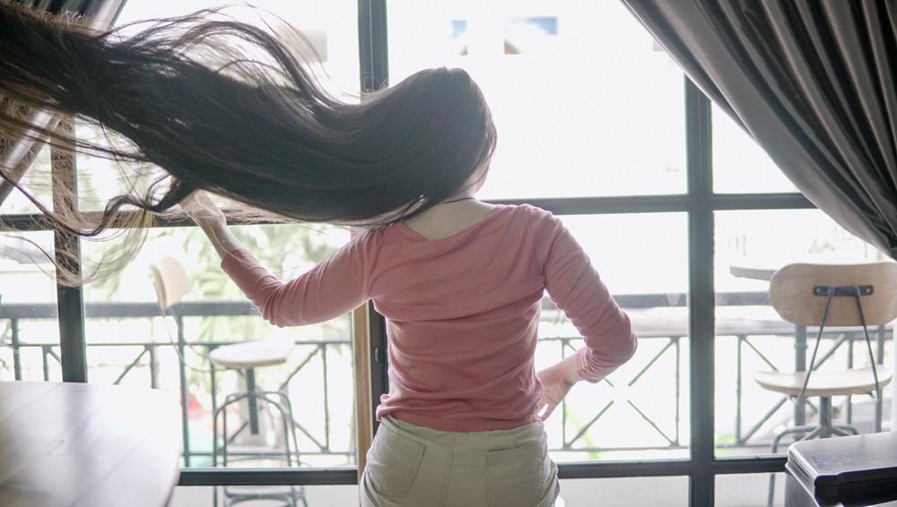 9X Sài Gòn kiếm chục triệu mỗi tháng nhờ có mái tóc dài 2 m-7