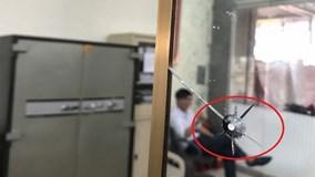 Truy tìm đối tượng nổ súng tại ngân hàng Agribank