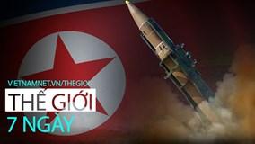 Thế giới 7 ngày: Triều Tiên phóng thử 'quái vật' mạnh nhất đe dọa Mỹ