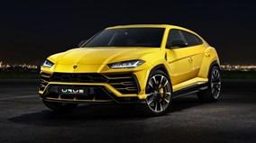Lamborghini Urus - Siêu SUV nhanh nhất thế giới ra mắt