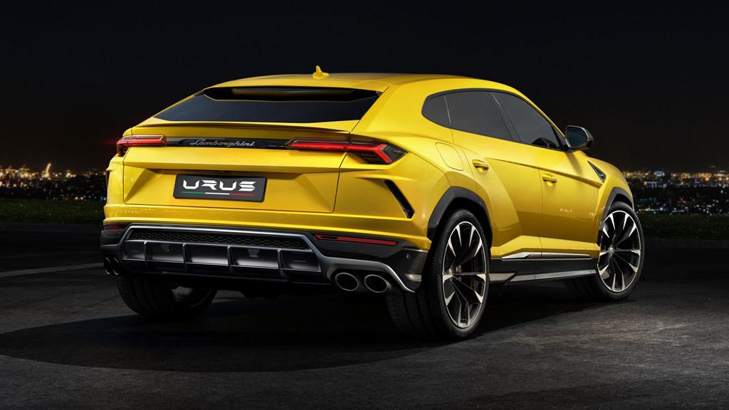 Lamborghini Urus - Sieu SUV nhanh nhat the gioi ra mat hinh anh 5