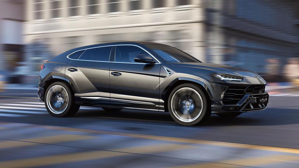 Lamborghini Urus - Sieu SUV nhanh nhat the gioi ra mat hinh anh 8