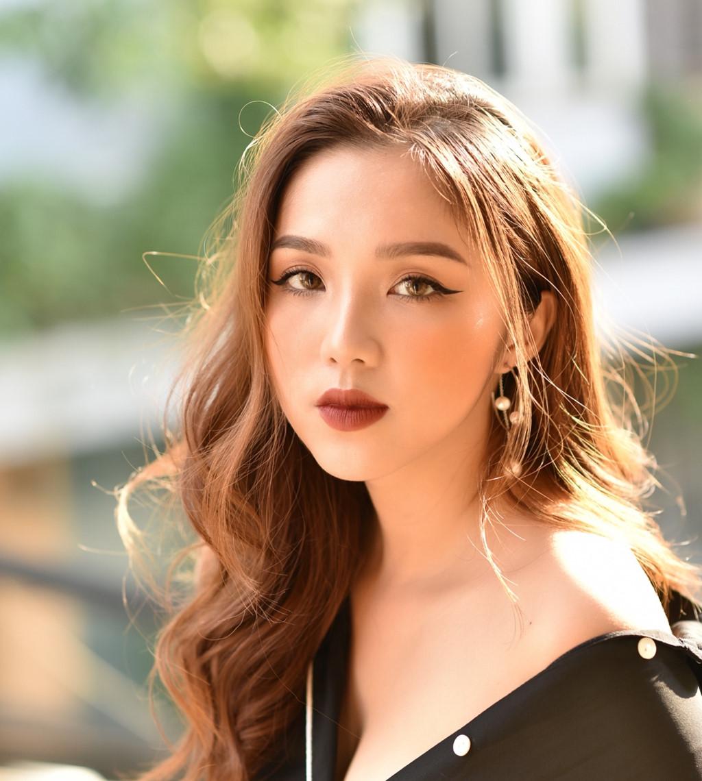 Cuu hot girl THPT Viet Duc dong MV 'Tinh don phuong' cover la ai? hinh anh 6