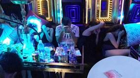 Tiệc ma túy trong quán bar, vũ trường