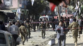 Afghanistan: Đánh bom nhà thờ gây nhiều thương vong