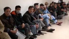 Bệnh viện K, Hà Nội: Bệnh nhân xếp hàng dài chờ xạ trị lúc nửa đêm