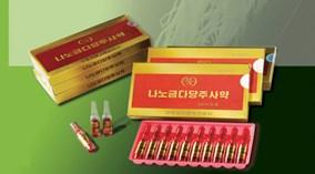 Triều Tiên chế thuốc làm từ vàng, chữa được ung thư, béo phì?