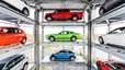 Máy bán xe ô tô tự động - Dịch vụ có 1 không 2 của Alibaba