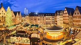 Frankfurt - nơi yên bình sau những âm mưu khủng bố
