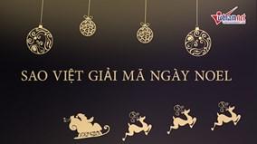 'Giải mã' sao Việt ngày Giáng Sinh