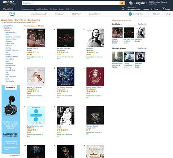 Album với điệu nhảy say rượu của Mỹ Tâm lập kỷ lục mới trên trang mua bán Amazon-4