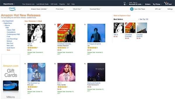 Album với điệu nhảy say rượu của Mỹ Tâm lập kỷ lục mới trên trang mua bán Amazon-5