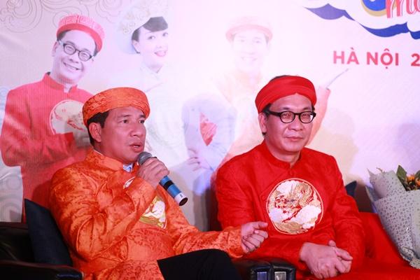 NSƯT Quang Thắng: Tôi và nhiều nghệ sĩ thực lòng rất muốn được rút khỏi Táo Quân-2