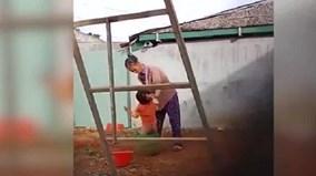 Thêm 1 vụ hành hạ trẻ em dã man ở Đắk Nông