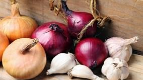 Bí kíp giữ cho hành, tỏi khô, khoai tây lâu hỏng