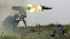 Tên lửa Kornet của Nga diệt khủng bố ở Syria