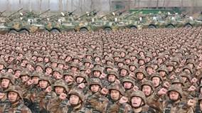 Đầu năm mới, quân đội Trung Quốc thị uy sức mạnh, sẵn sàng cho chiến tranh