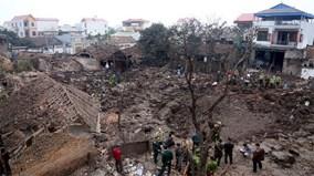 Khởi tố, bắt chủ vựa phế liệu gây thảm họa ở Bắc Ninh
