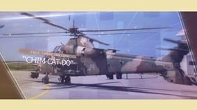 """Sức mạnh trực thăng tấn công """"chim cắt đỏ"""" AH-2 Rooivalk"""