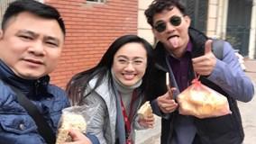 Cười té ghế khi xem Xuân Bắc và Tự Long selfie