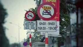 Hà Nội cấm Uber, Grab đi vào 13 tuyến phố giờ cao điểm