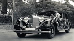 Siêu xe triệu đô của trùm phát xít Hitler có gì đặc biệt?