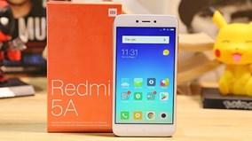 """Xiaomi Redmi 5A: smartphone """"ôm mộng bá chủ"""" phân khúc giá rẻ ở VN"""