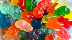Kẹo dẻo làm từ 100% hóa chất, phẩm màu