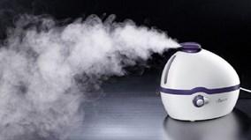 Hậu quả tai hại khi dùng máy phun sương tạo độ ẩm không đúng cách