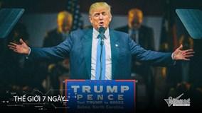 Thế giới 7 ngày: Ông Trump 'hứng bão' từ Châu Phi